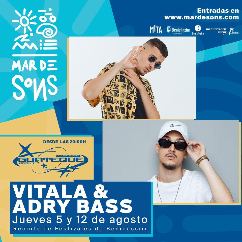 Mar de Sons promociona el talento local con 'Guateque'