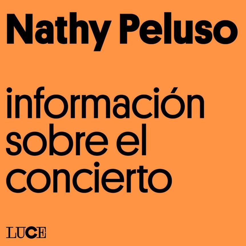 Suspendido el concierto de Nathy Peluso en Luce Benicàssim