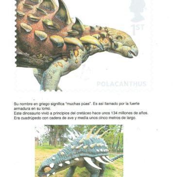 Hallan en Cinctorres fósiles de un dinosaurio inédito