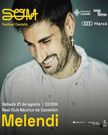 Melendi SOM Festival