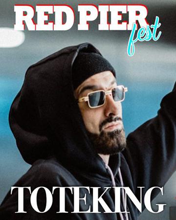 Toteking Red Pier Fest