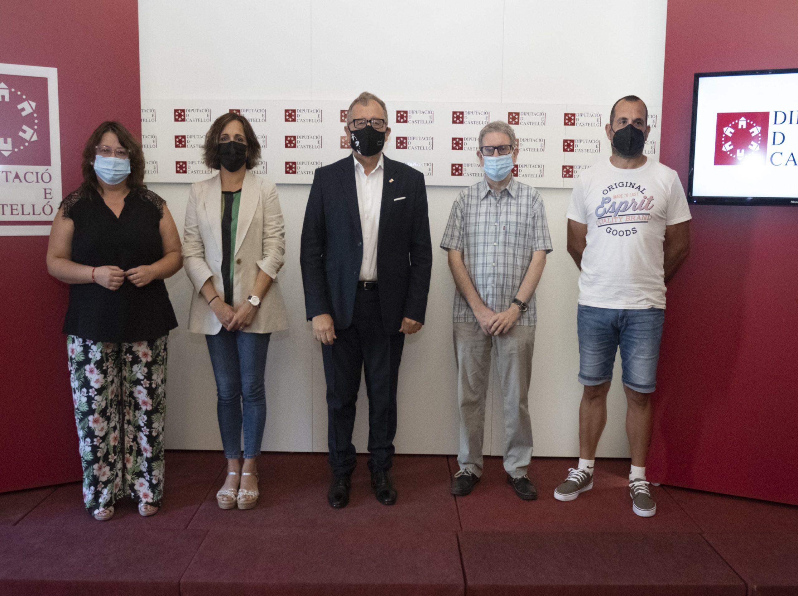 La Diputación respalda con 22.000 euros el proyecto cultural y turístico 'Camins dels càtars'