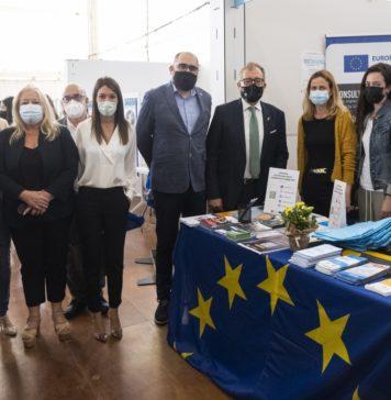 La Diputación participa en Orpesa en la tercera edición de la muestra con un estand de apoyo a emprendedores