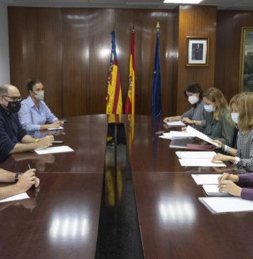 La Diputación y la UJI evalúan el inicio de los programas 'Talent Rural' e 'Impuls Rural'