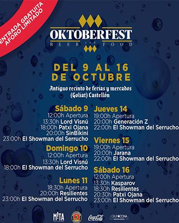 Oktoberfest Castellón 2021
