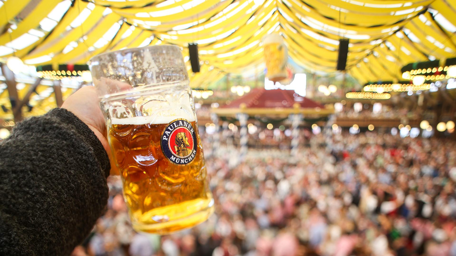 La Oktoberfest llenará de música en directo, gastronomía y cerveza el antiguo recinto de mercados de Castellón del 9 al 16 de octubre